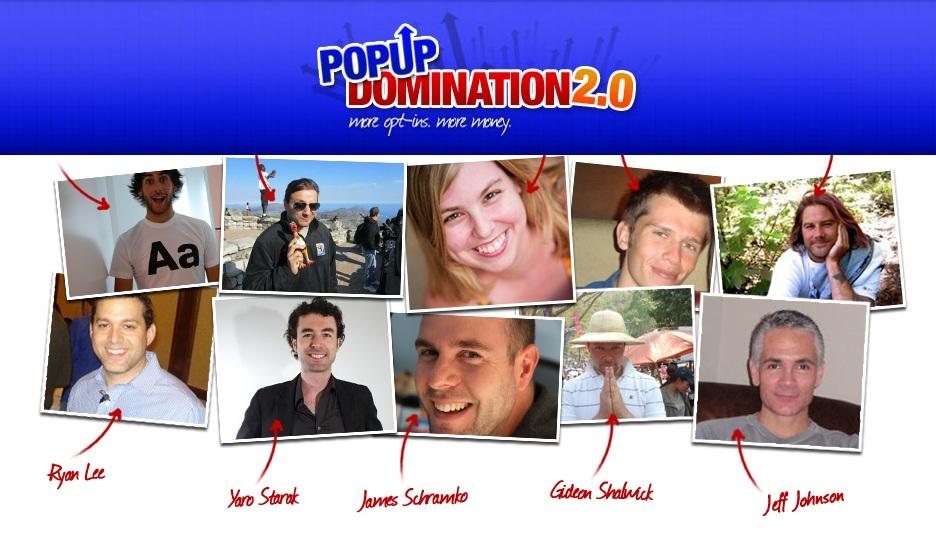 PopUp Domination - Aumentar seus Contatos e Ganhar Dinheiro