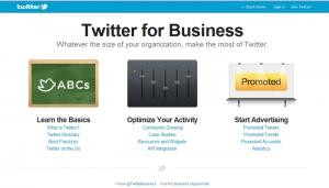Twitter para Empresas e Empresários