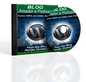 Curso - Blog Amador a Profissional - Faça seu blog Renda Dinheiro